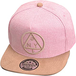 MTFS Unisex Hip Hop Triangle Baseball Caps Adjustable Truck Hats