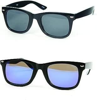 Pop Fashionwear Children Wayfarer Color Frame Sunglasses