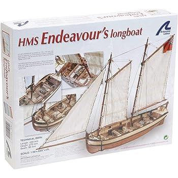 Artesania Latina 19015 1/50 HMS ENDEAVOUR'S Longboat - V