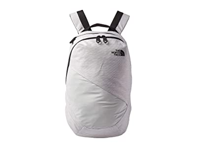 The North Face Electra (TNF White Metallic Melange/TNF Black) Backpack Bags