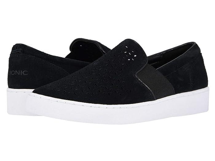 VIONIC  Kani (Black) Womens Slip on  Shoes
