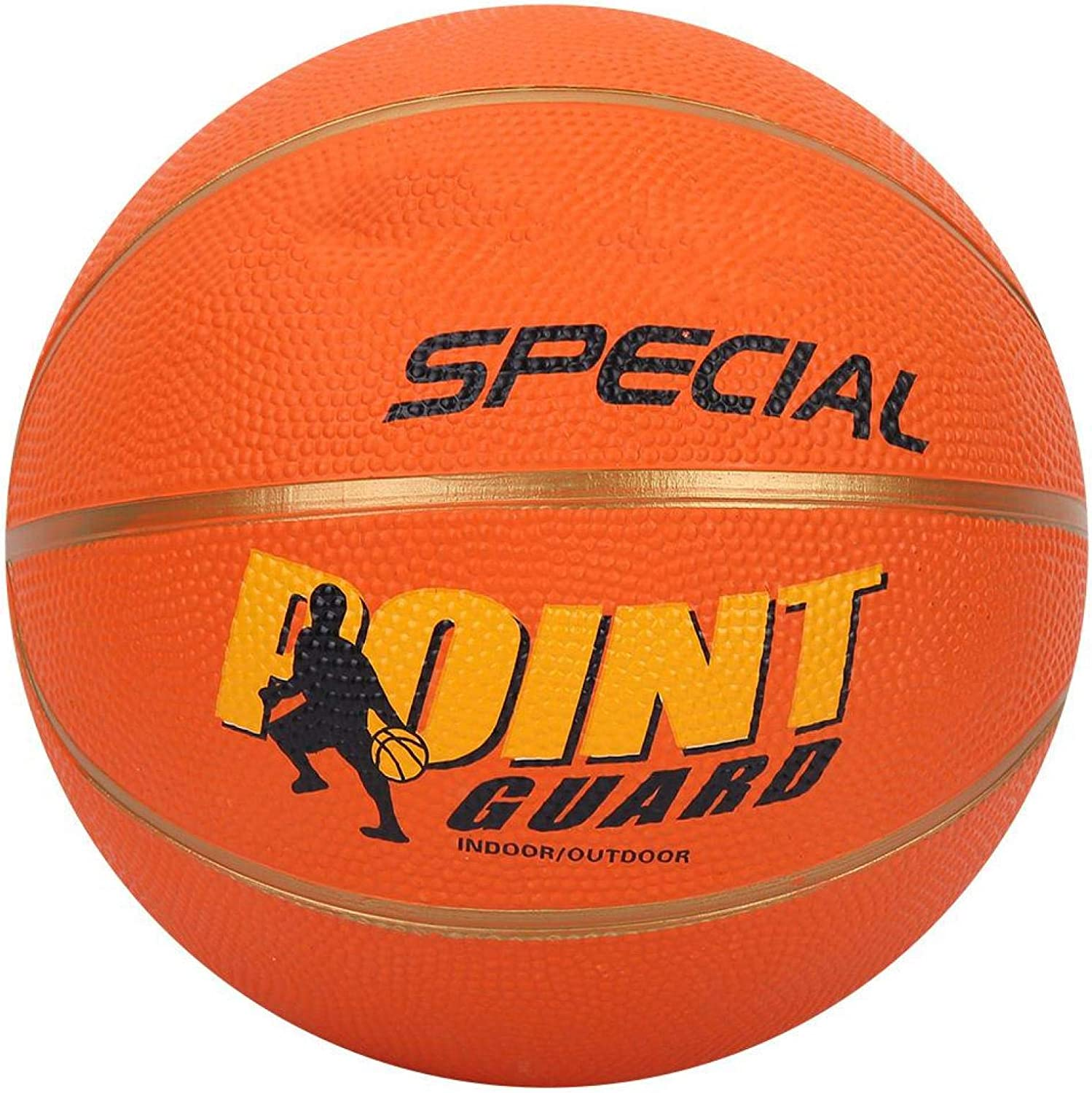 PBOHUZ Excellence Basketball Size 5 Rubber Training Sport outlet Children Student