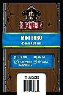 Sleeve Mini Euro - Bucaneiros Jogos