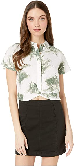 Tropi Twist Short Sleeve