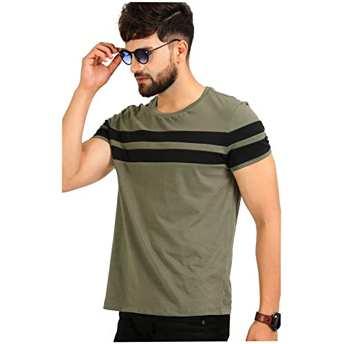 d34cfc112 T Shirts: Buy T Shirts Online at Best Prices in India - Amazon.in