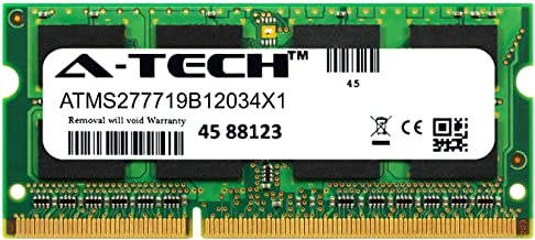 A-Tech 4GB Module for Dell Inspiron N5010 Laptop & Notebook Compatible DDR3/DDR3L PC3-12800 1600Mhz Memory Ram (ATMS277719B12034X1)
