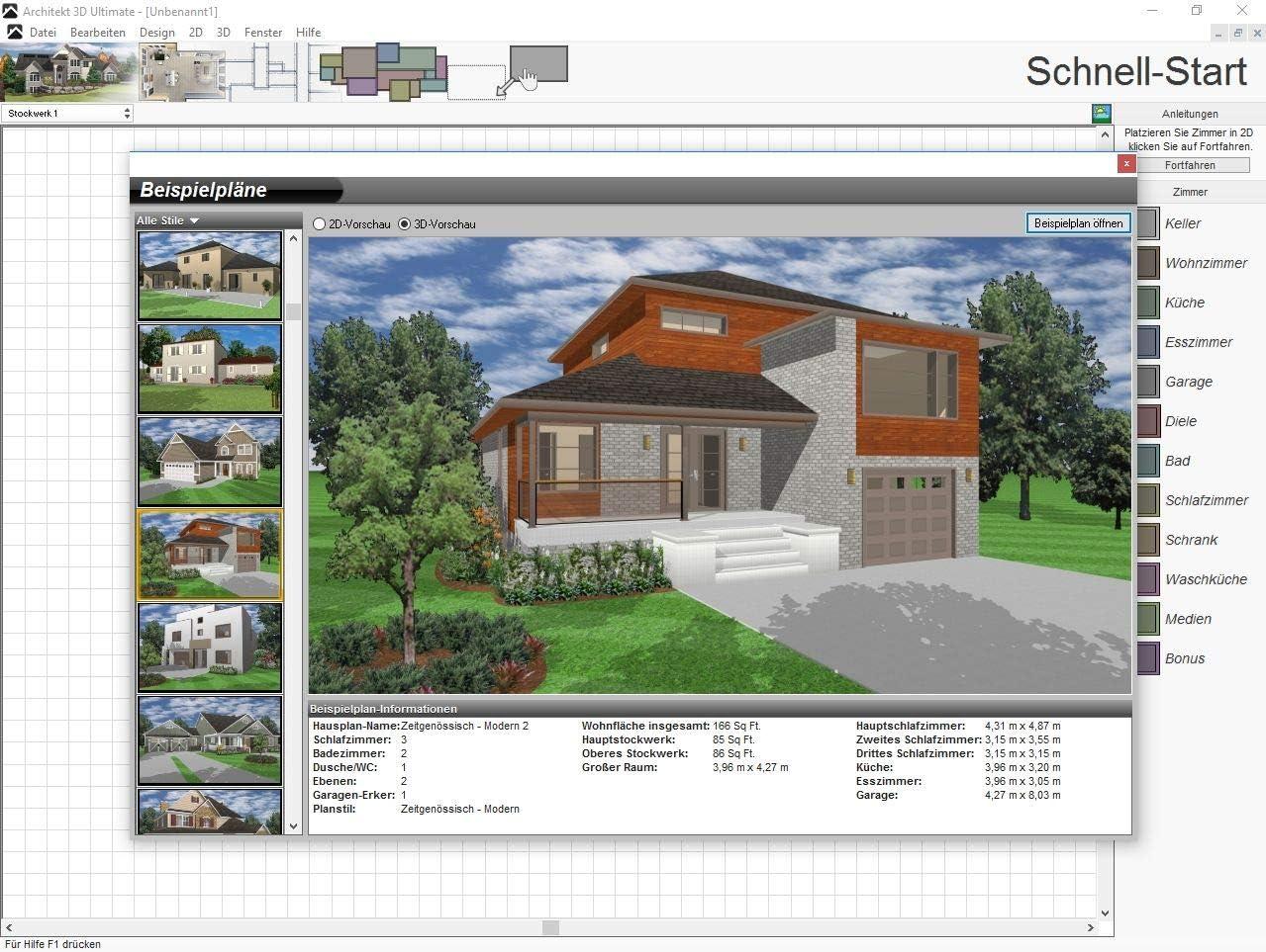 Architekt 21D 21 Ultimate   Ultimate   PC   PC Aktivierungscode per ...