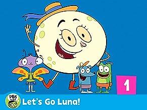 Let's Go Luna!: Volume 1