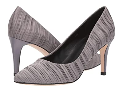 Vaneli Sabine (Tortora Pleated Satin) High Heels