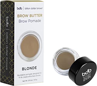 Billion Dollar Brows Brow Butter Pomade, Blonde