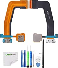 Unifix USB Charging Port Dock Charging Flex SD Cable Replacement Part for Samsung Galaxy Tab S 10.5
