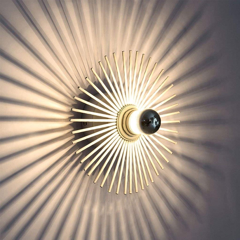 Gorkuor Wandleuchte LED Kreative Persönlichkeit Schatten Wandleuchte Wandleuchte Wandleuchte Korridor Gang Moderne Einfache Balkon Dekoration Deckenleuchte by B07K2ZT57P     | Online Store  6db849