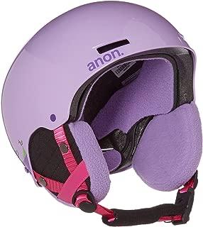 Anon Kids' Durable, Warm Rime Ski/Snowboard Helmet