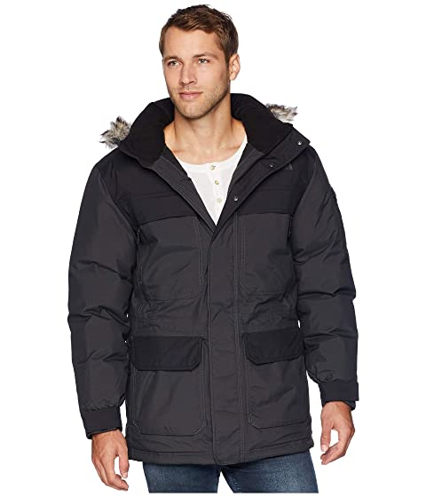 mcmurdo north face grey