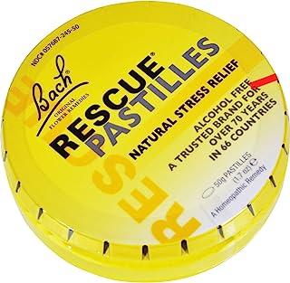 Bach Rescue Remedy,Pastillle, 50g 12 Pcs