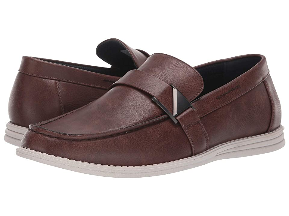 Kenneth Cole Unlisted Emersin Slip-On (Brown) Men