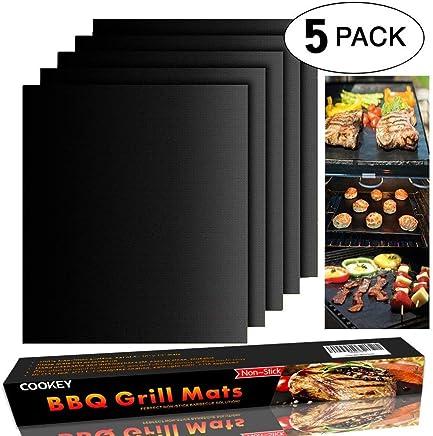 Fromage Grill/é Olibelle 32 x 17 Plaque de Cuisson en INOX Po/êle Barbecue Plancha INOX BBQ Utilis/é pour Bacon Croustillant Omelettes et Pizza