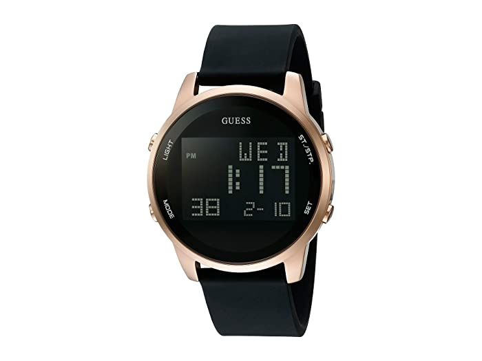 GUESS  U0787G1 (Black) Watches