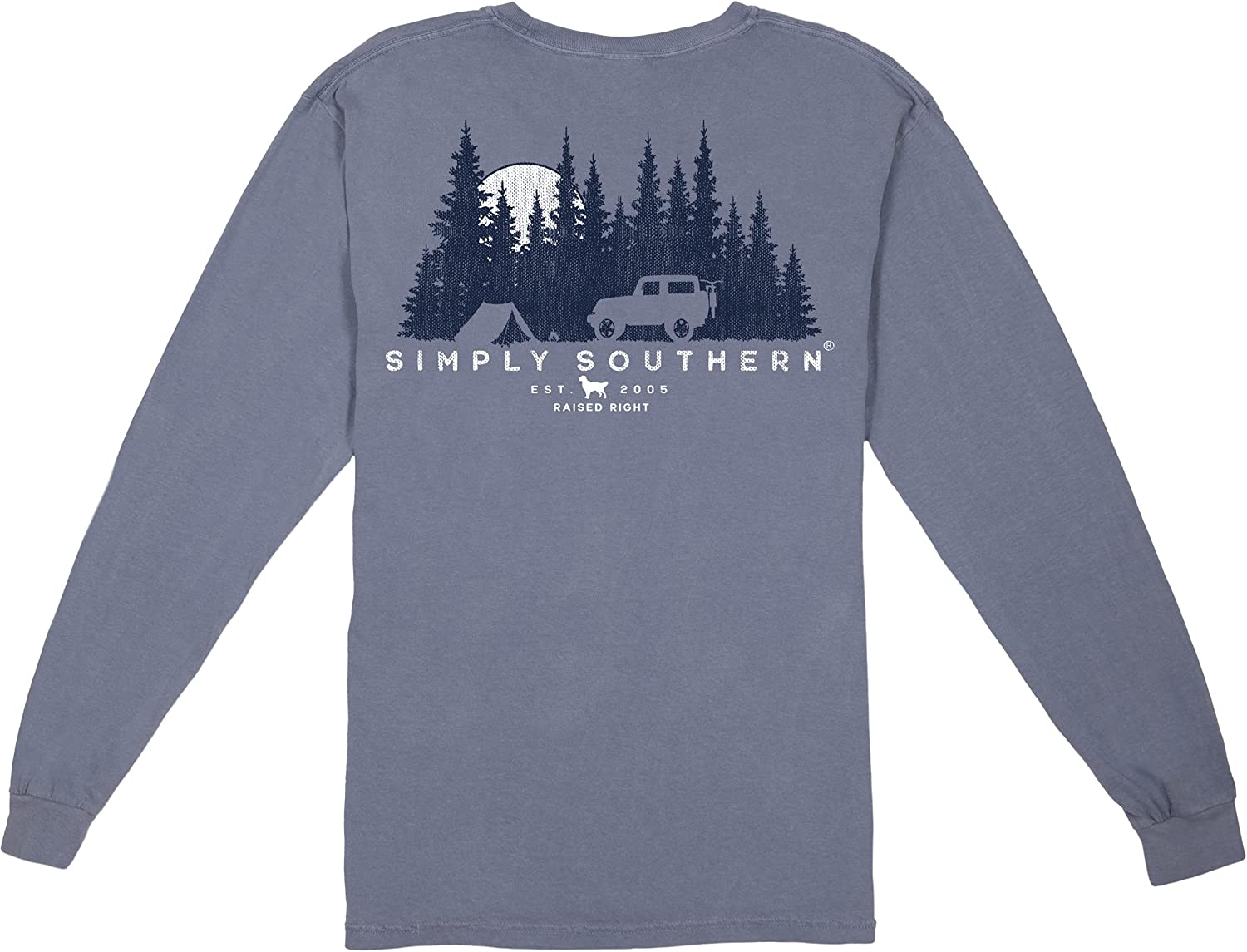 Simply Southern Men's Outdoors Adventure Year-end Tucson Mall gift Tent Camping Co Comfort