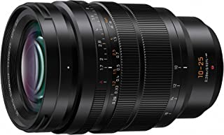 Panasonic Lumix G Leica DG Vario-Summilux 10-25mm, F1.7 ASPH. Lens, Stepless Aperture, Video Performance, Mirrorless Micro Four Thirds Mount, H-X1025