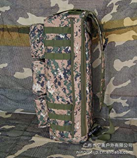 Tactical Camouflage Donkey Sports Outdoor Mountaineering Tactical Shoulder Backpack King Kong Assault Airborne Package