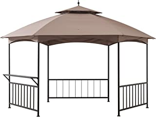 Amazon Com Sunjoy Gazebos Canopies Gazebos Pergolas Patio Lawn Garden