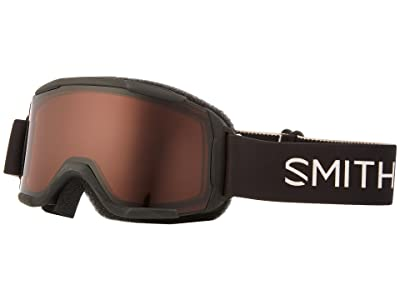 Smith Optics Daredevil Goggle (Youth Fit) (Black Frame/RC36 Lens) Goggles