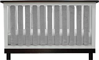 pottery barn crib bumper safety