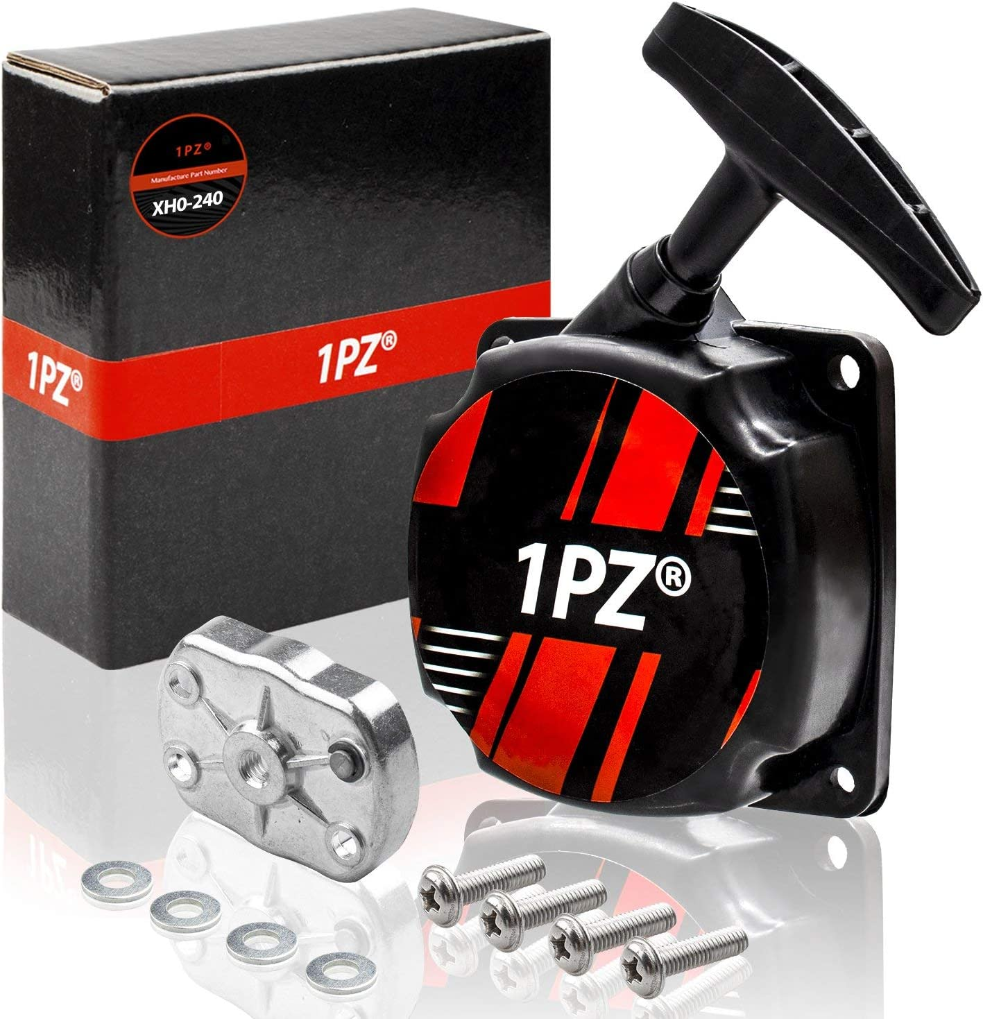 Recoil Pull Start Starter Claw Tanaka Bladez XL Moby 35cc Gas Scooter TC-355