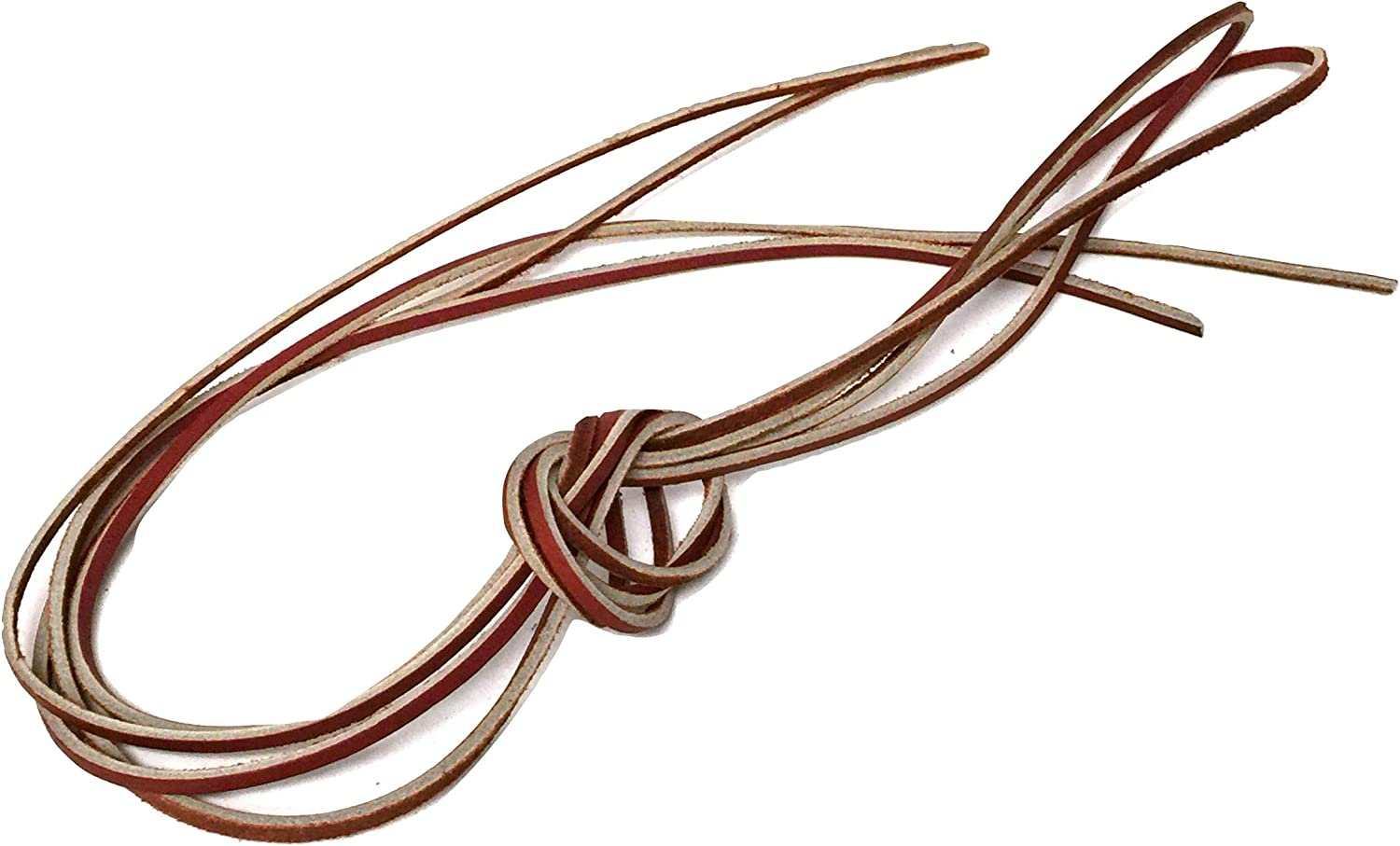 Rawhide Leather Boot Manufacturer direct delivery Shoe Laces Limited price sale Red Tan 62