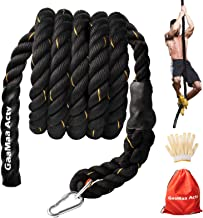 Sponsored Ad - Gym Climbing Rope for Fitness & Strength Training, Crossfit & Home Workouts, Home Gym Climbing Rope 1.5 inc...