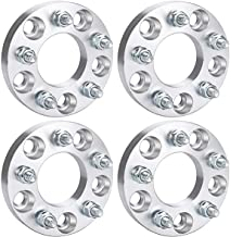 For Honda 5x114.3 application to use Honda//Acura 5x120 Wheels CHANGE BOLT PATTERN 2pc 20mm Hub Centric Conversion Wheel Rim Adapters Spacers 5x114.3 to 5x120 5x4.5 to 5x120 64.1mm Bore 12x1.5 Stud