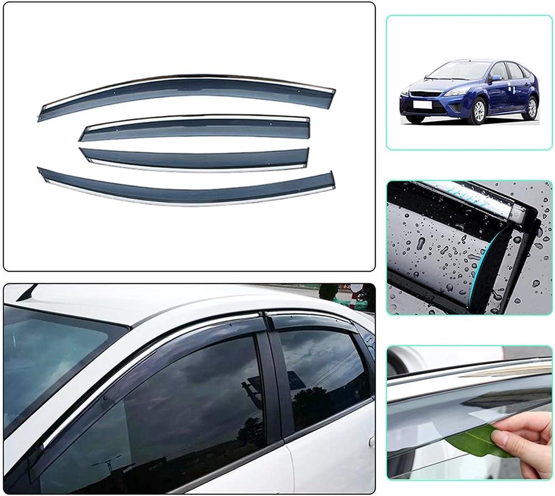 JIUTAI Window Wind Deflectors for Ford Focus Manufacturer regenerated product Hatchback 200 Sedan List price