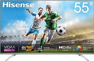 Hisense 55inch 55U7WF 4K ULED Ultra HD Smart TV VIDAA 4.0 Wide Color Gamut Dolby Vision DTS Virtual X Blutooth 5.0 Wifi Sh...