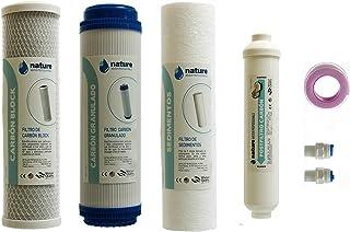 Pack 4 Filtros Osmosis Inversa