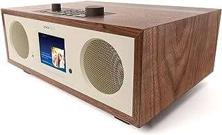 Grace Digital Encore+ Wireless Stereo Smart Speaker & Internet Radio with Wi-Fi + Bluetooth & 3.5