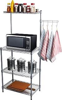 Mind Reader Microwave Silver OVS-18080830