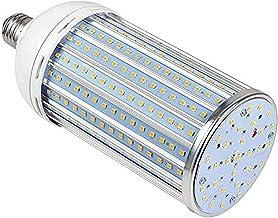 60W LED Corn Bulb, 500 Watt Equivalent 6000Lm, 4000K Neutral White, Energy-Saving, Medium Base E26, Warehouse Street Garde...