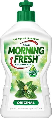 Morning Fresh Original Dishwashing Liquid, 400 milliliters