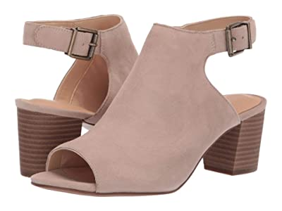 Clarks Deloria Gia (Sand Suede) High Heels