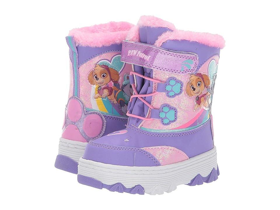 Josmo Kids Paw Patrol Snow Boot (Toddler/Little Kid) (Purple 1) Girls Shoes