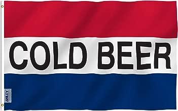 cold beer flag