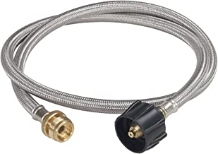 Bayou Classic MCR1 Adapter Hose LP 4FT MfrPartNo MCRI