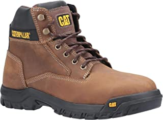 Caterpillar CAT Median Bottes de sécurité Marron S3 Pointure 39-47