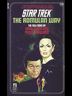 The Romulan Way: Rihannsu #2 (Star Trek: The Original Series Book 35)