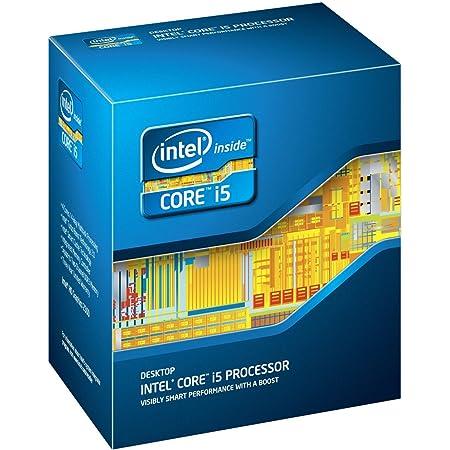 Intel CPU Core-I5 3.2GHz 6MBキャッシュ LGA1155 BX80637I53470 【BOX】