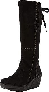 Best wedge knee boots uk Reviews