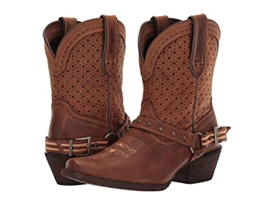Durango Crush 8 Shortie Ventilated (Bomber Brown) Women