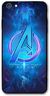 iPhone 6 Case iPhone 6s Case Endgame Comic Design Cover Cases for iPhone 6/6s (Avengers-A)