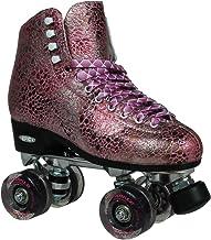 Epic Skates Patines de Cuatro Ruedas Brillantes